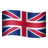 UK flag // Drapeau Royaume-Unis